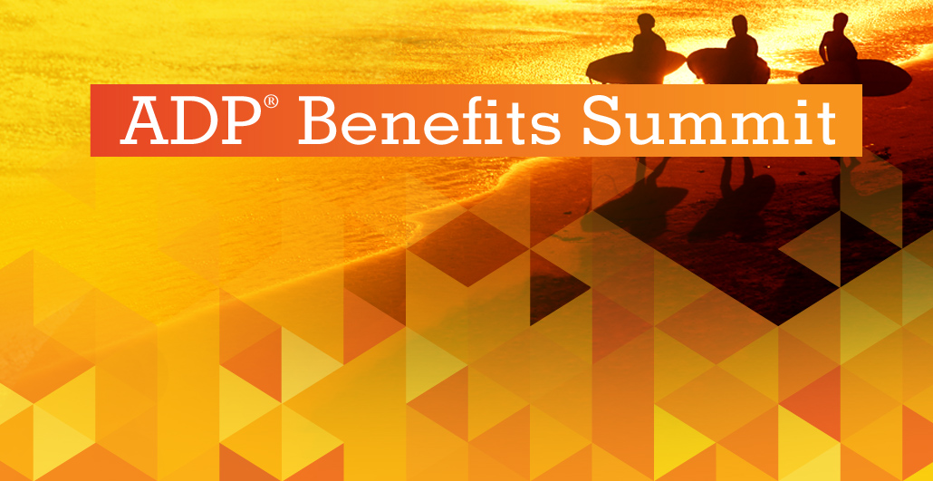ADP Benefits Summit 2017 Presenters
