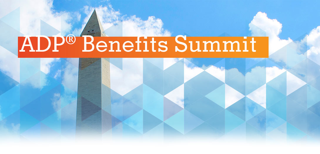 ADP Benefits Summit Agenda