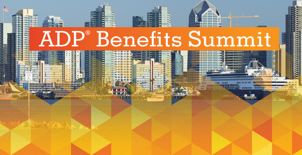 ADP Benefits Summit - Agenda