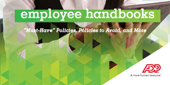 Insights and indices for accounting professionals employee handbooks must have policies and more fandeluxe Images