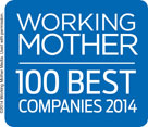 Working Mother - 100 Best Companies - 2015