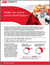 Planning For Health Care Reform: How Income Impacts Employee Health Benefits Participation