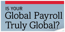 Global Payroll infographic