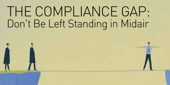 The Compliance Gap