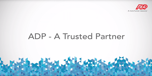ADP A Trusted Partner