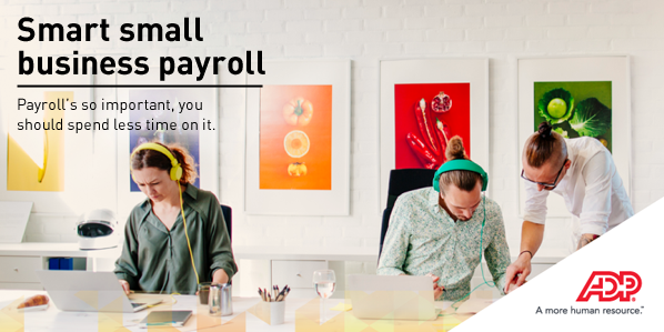 Small business resources save time with smart payroll fandeluxe Choice Image