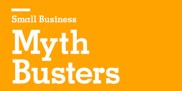 Small business myth busters so you think your business is too small for an employee handbook think again fandeluxe Choice Image