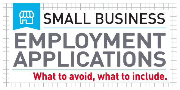 Small Business Employment Applications