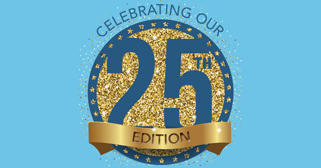 Celebrating Our 25th With 25 Exceptional Leadership Insights
