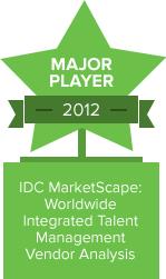 IDC MarketScape: Talent Management Vendor Analysis