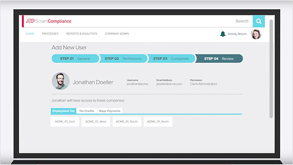 ADP SmartCompliance Overview