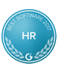 Best HR Software - 2017 G2 Crowd Award