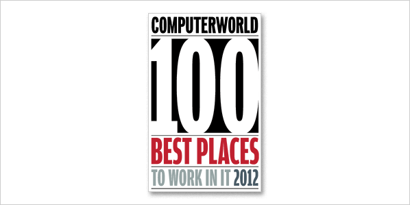 Computerworld Best Places to Work in IT 2012