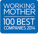 100 Best Companies 2014 for Working Mothers