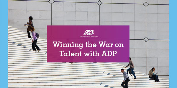 Winning the War on Talent with ADP