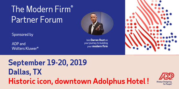 The Modern Firm­­® Partner Forum