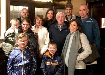 Margarets extended family