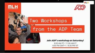 ADP workshops