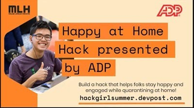 ADP happy at home challenge