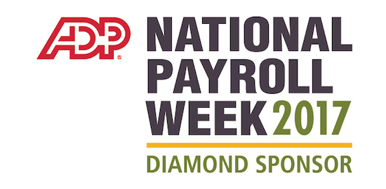 ADP National Payroll Week Diamond Sponsor