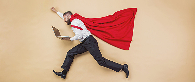 Featured Image for 5 Qualities of an HR Superhero