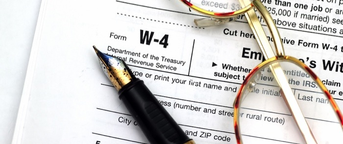 Changes Abound With New Irs 2019 Form W 4