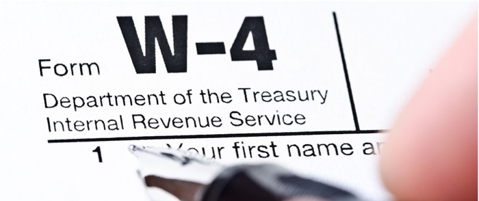 IRS 2019 Form W-4 Requires Payroll Systems Overhaul