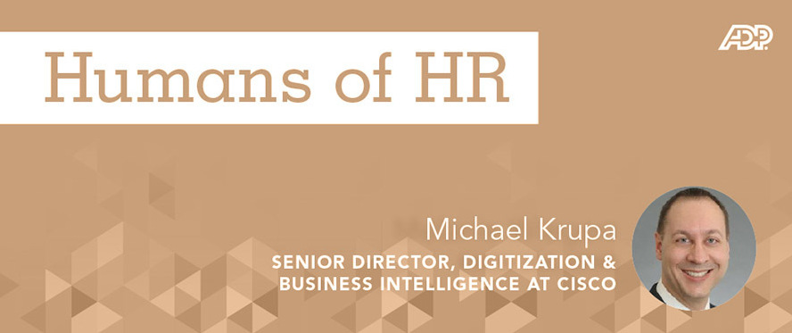 Business Intelligence Leader Michael Krupa