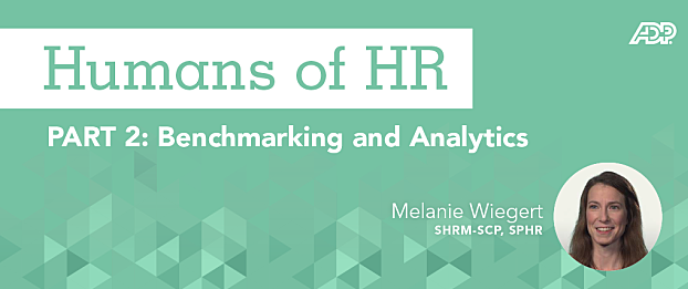 Featured Image for Humans of HR: Company Trends in Benchmarking and Analytics