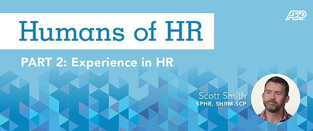 Featured Image for Humans of HR: Experience in HR