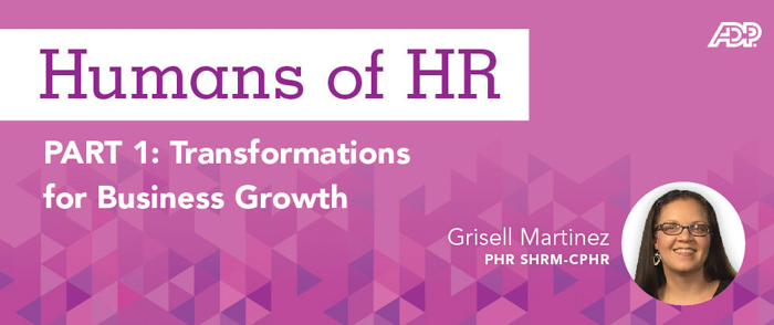 Humans of HR: HR Transformations With Business Growth