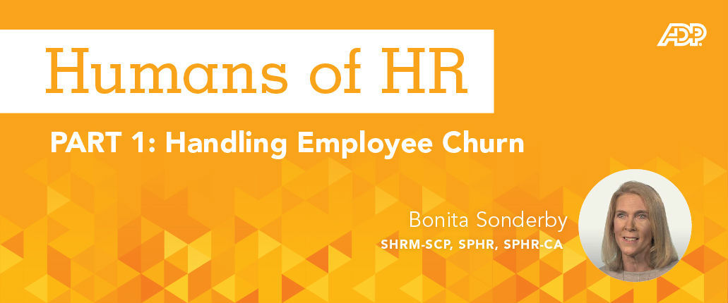 Featured Image for Humans of HR: Handling Employee Churn
