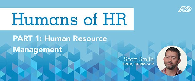 Featured Image for Humans of HR: Human Resource Management