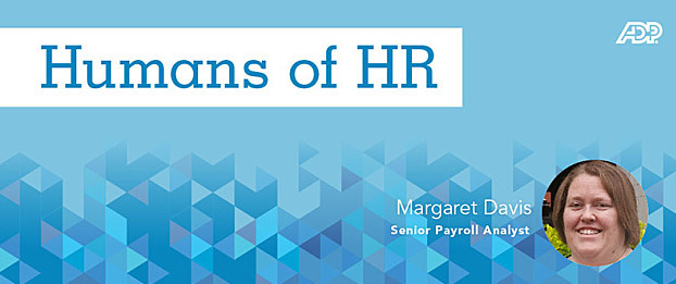 Featured Image for Humans of HR: Margaret Davis