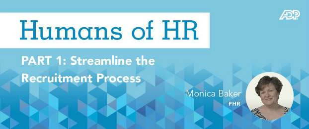 Featured Image for Humans of HR: Streamline the Recruitment Process