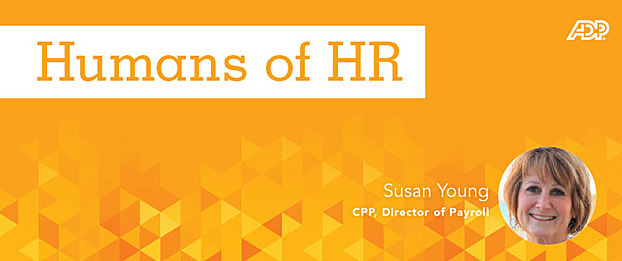 Featured Image for Humans of HR: Susan Young