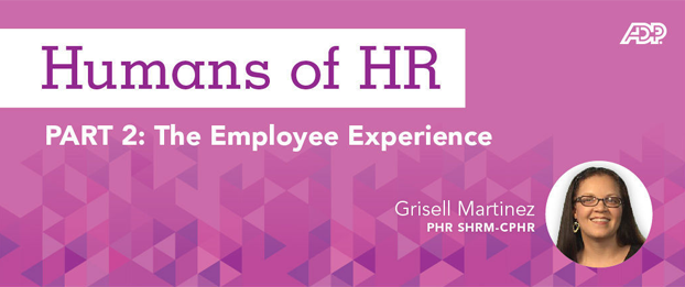 Featured Image for Humans of HR: The Employee Experience