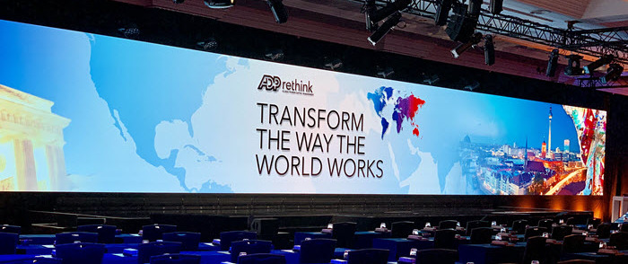 Reflections from ADP ReThink: Top 3 Lessons in Global Transformation