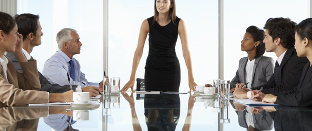 Women in the C-Suite: 5 Ways to Transform Your Leadership Demographics