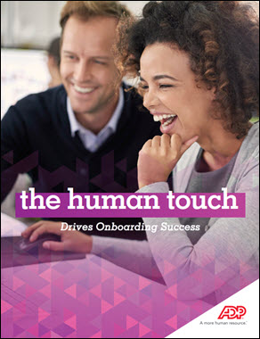 The Human Touch Drives Onboarding Success