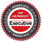 Human Resource Executive Top HR Product award for 2016