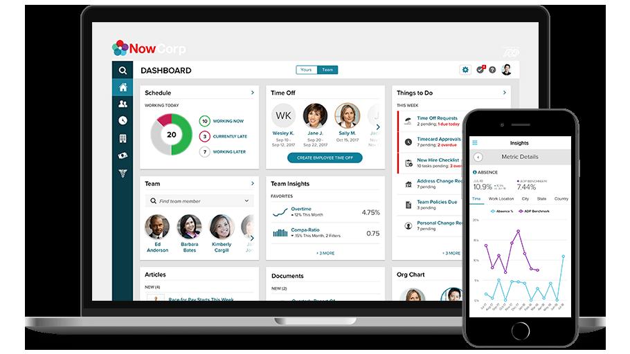 ADP Vantage HCM® | Large Business HCM Software and Services