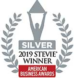 2018 American Business Awards Gold Stevie Winner