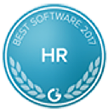 2017 Best Software for HR Teams award