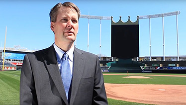 David Laverentz, Vice President at The Kansas City Royals