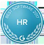2017 Best Software for HR Teams award
