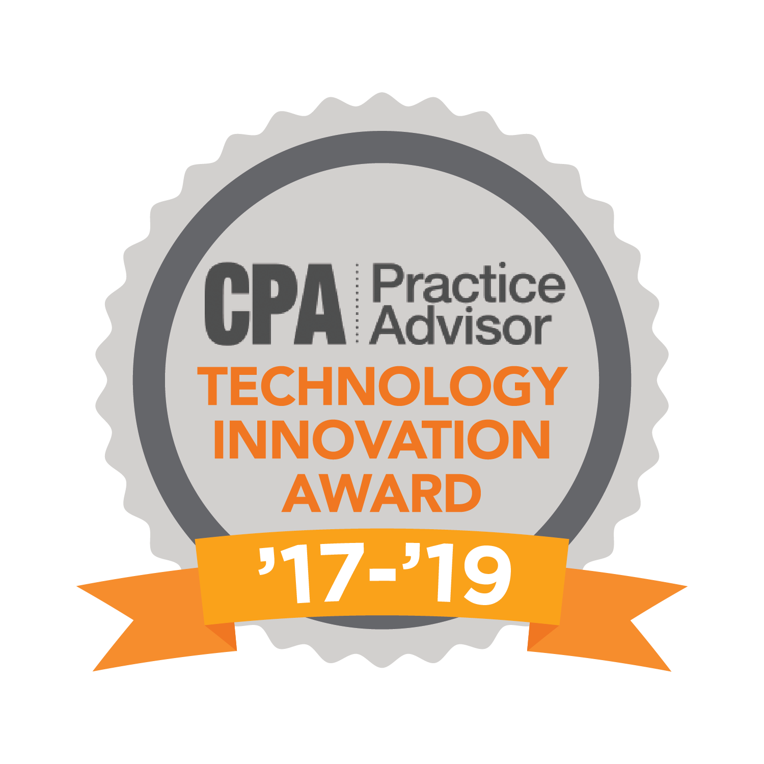 CPA Practice Advisor Technology Innovation Award for 2017