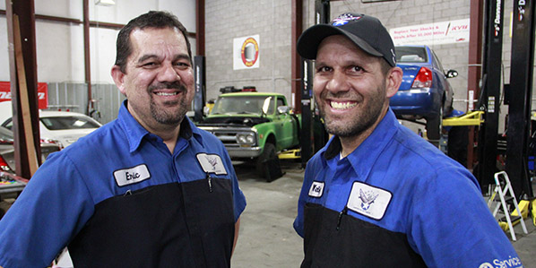 Eric & Welby Torres, Airtech Automotive