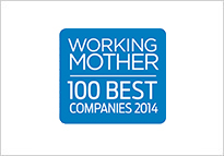 Working Mother 100 Best Companies 2014