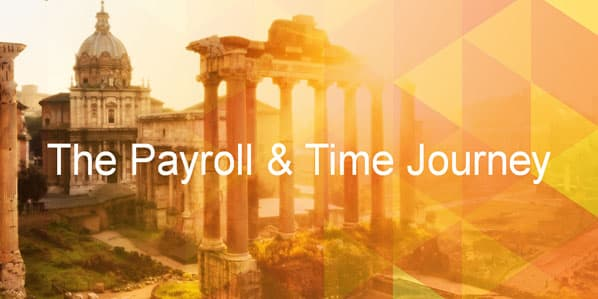 The Payroll & Time Journey at HP
